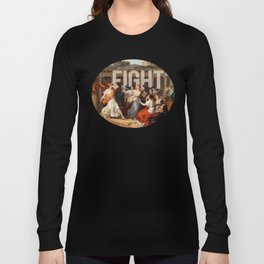 Fight. Long Sleeve T-shirt