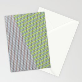 cool lines 001 Stationery Cards