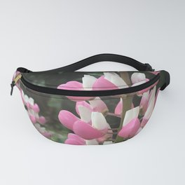 Pink Lupine Fanny Pack