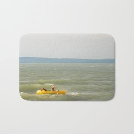 Lake Fun with Inflatable Toys Bath Mat