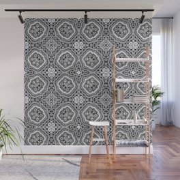 Doodle Pattern 4 Wall Mural