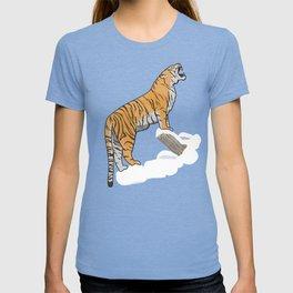 The Wild Ones: Siberian Tiger (illustration) T-shirt