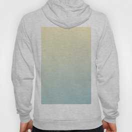 FADING AWAY - Minimal Plain Soft Mood Color Blend Prints Hoody