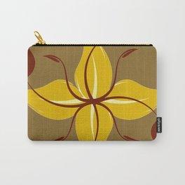 Autumn floral design Carry-All Pouch