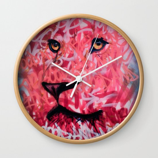 The Good And Noble King Wall Clock