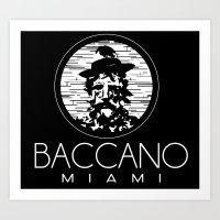 Baccano Art Print