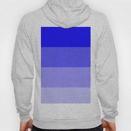 Dark Blue Ombre Coloured Hoody