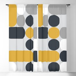 Domino 01 Blackout Curtain
