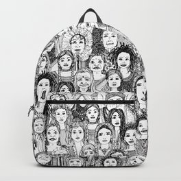WOMEN OF THE WORLD BW Backpack