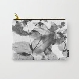 Ghostly Blooms Carry-All Pouch