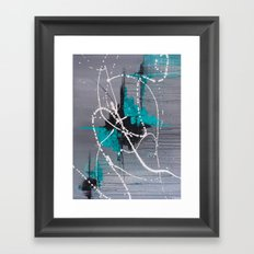 SpeedP1 Framed Art Print