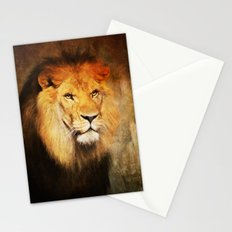 The King's Portrait Stationery Cards