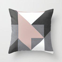 geometric 1 Throw Pillow