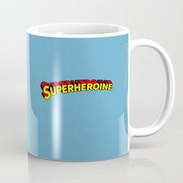 Superheroine Coffee Mug