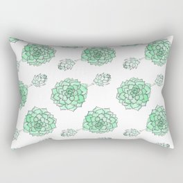PATTERN II Succulent Life Rectangular Pillow