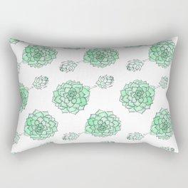 PATTERN II Succulent Life Rectangular Pillow