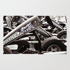 Pedal Cars Rug