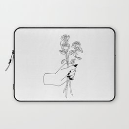 From Me, To You Laptop Sleeve