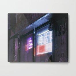 Urban Nights, Urban Lights #9 Metal Print