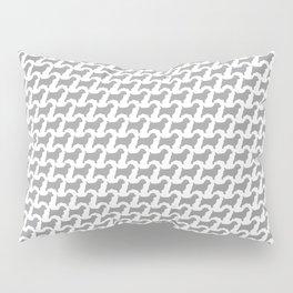 Norfolk Terrier Silhouette(s) Pillow Sham