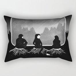 For your Pleasure Rectangular Pillow