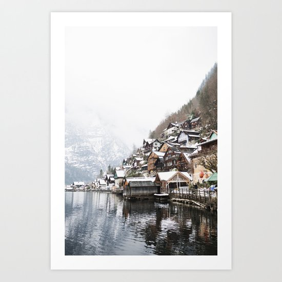Hallstatt,Austria Art Print