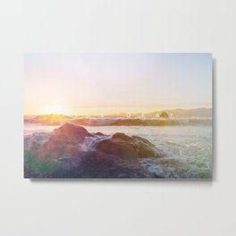It's Okay Metal Print