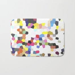 Colorful pattern no. 2 Bath Mat
