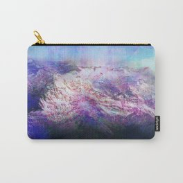 Andes (A Seismic Portrait) Carry-All Pouch