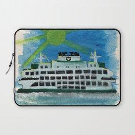 Sailing on Heavenly Seas Laptop Sleeve