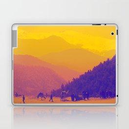 Mountains & Camels Laptop & iPad Skin