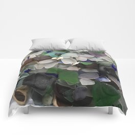Sea Glass Assortment 3 Comforters