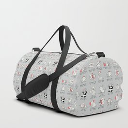 New Astrological Signs Duffle Bag