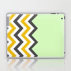 Color Blocked Chevron 13 Laptop & iPad Skin