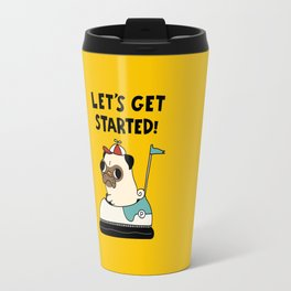 PUG! Travel Mug