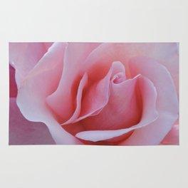 Rose Petal Pink Rug