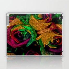 Funky Roses IV Laptop & iPad Skin