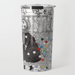 After Hours at the Christmas Market Travel Mug