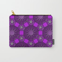 Dodecagons Carry-All Pouch