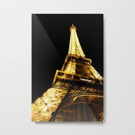 Paris France Metal Print