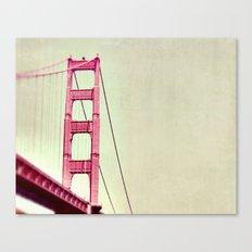 The Tip of the Bridge Canvas Print