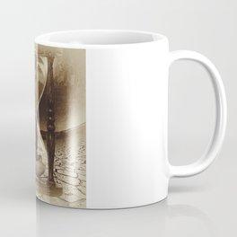 Sands of Time ... Memento Mori - Sepia Coffee Mug