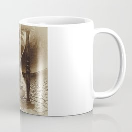 Sands of Time ... Memento Mori - Sepia Coffee Mug