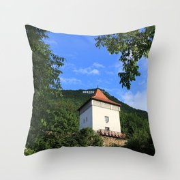 Brasov Throw Pillow