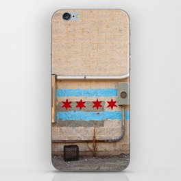 Chicagoland iPhone Skin