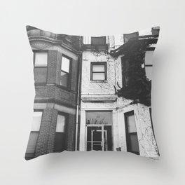 348 Throw Pillow