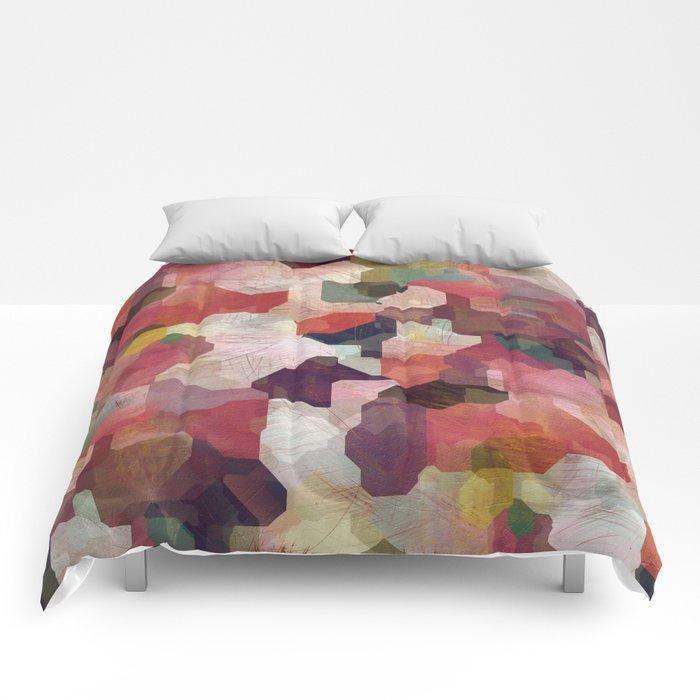 Aztec Vintage Pattern 08 Comforters