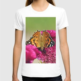 Painted Lady Butterfly T-shirt