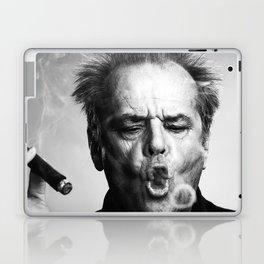 Jack Nicholson Cigar Laptop & iPad Skin