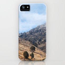 Highcountry iPhone Case